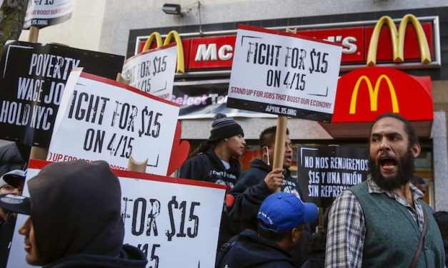 Fight For $15 Produces a Wave of Job-Replacing Kiosks
