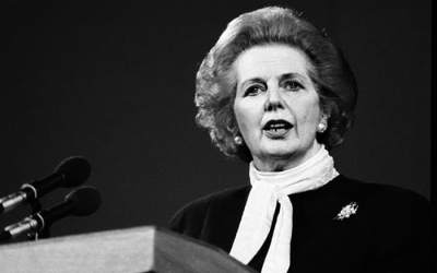 Margaret Thatcher: Christianity and Wealth