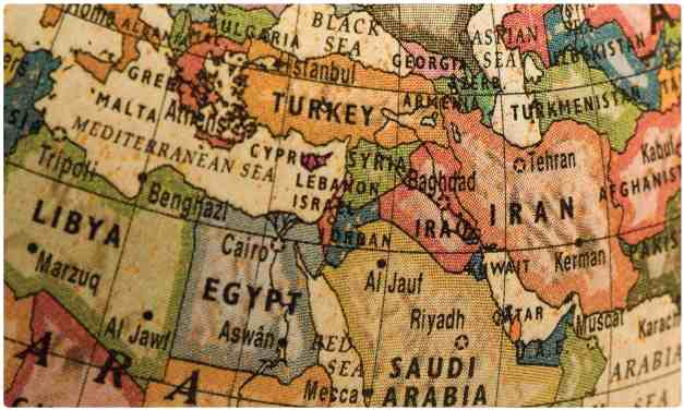 The Middle East: The Way It Is and Why