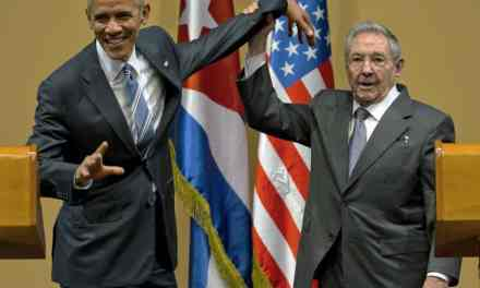 Quick Poll: Is Obama's Cuba Trip Shameful?