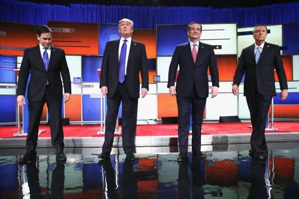 Snap Poll: Who Won the Republican Debate?