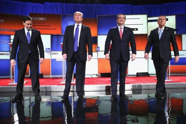 Snap Poll: Who Won the Republican Debate?