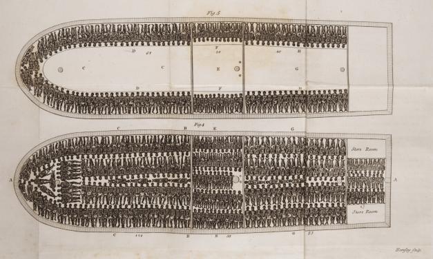 "Election Sermon Series: ""The African Slave Trade, A Discourse"" "" by James Dana (Sept. 9, 1790)"