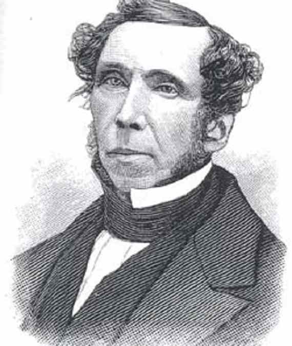 "Election Sermon Series: ""The Sin and the Curse"" by Thomas Smyth (Nov. 21, 1860)"