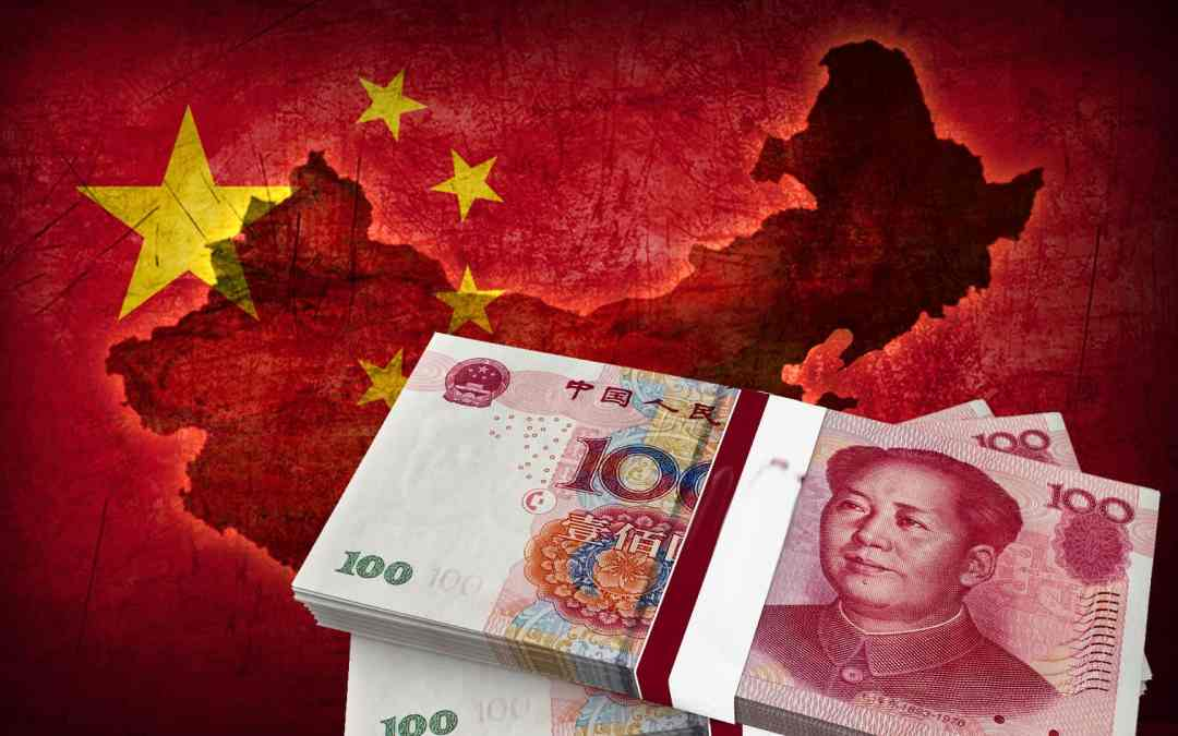 China's Economy: Living on Borrowed Time