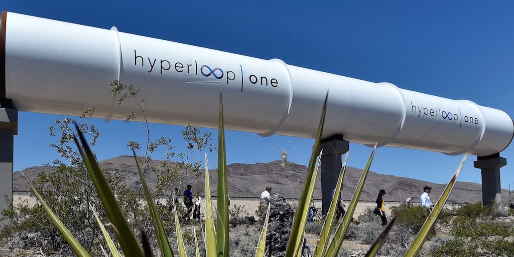 hyperloop-tube-displayed-during-the-first-test-of-the-propulsion-system-at-the-hyperloop-one-test-an