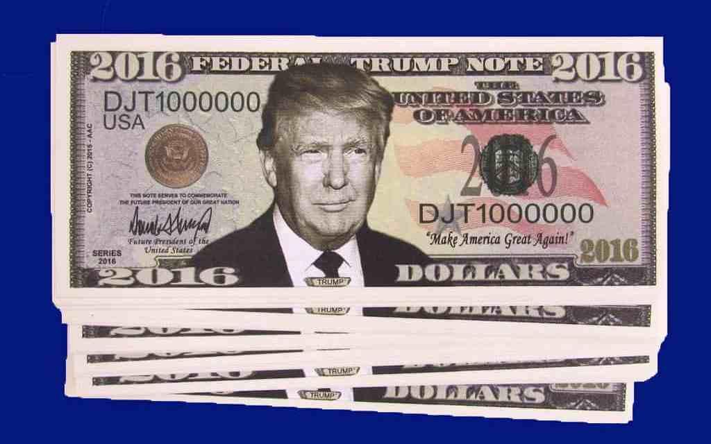 The Global Financial Earthquake of a Trump Dollar