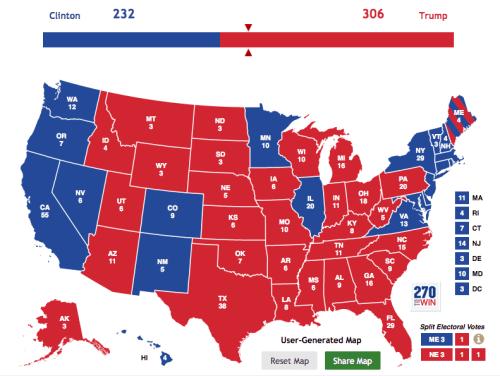 2016 Electoral College
