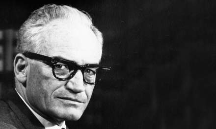 How Trump Can Make Barry Goldwater's Dream Come True