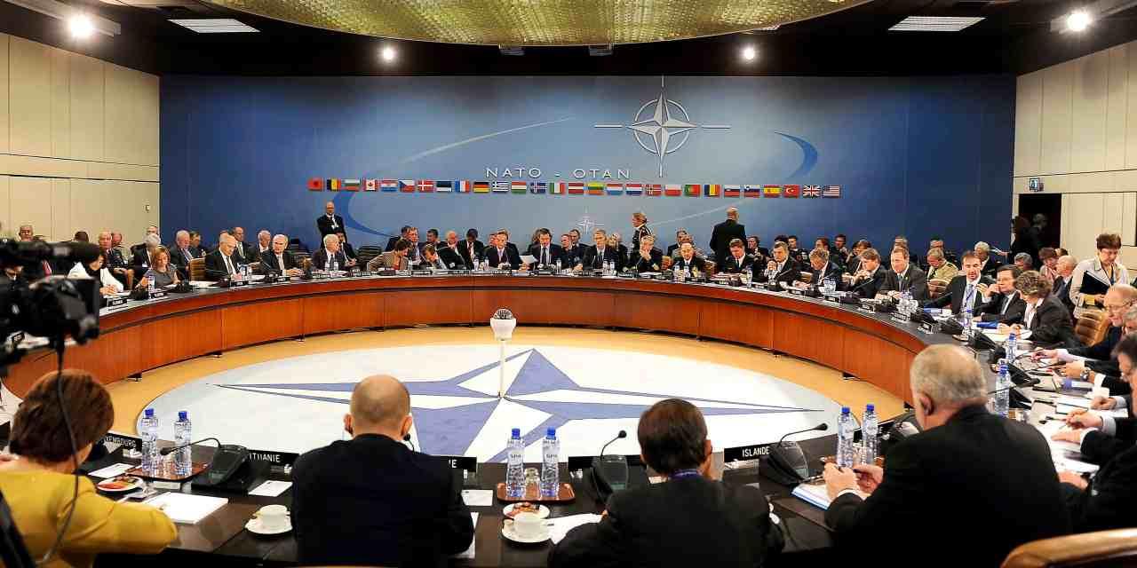 The Evolving NATO Alliance