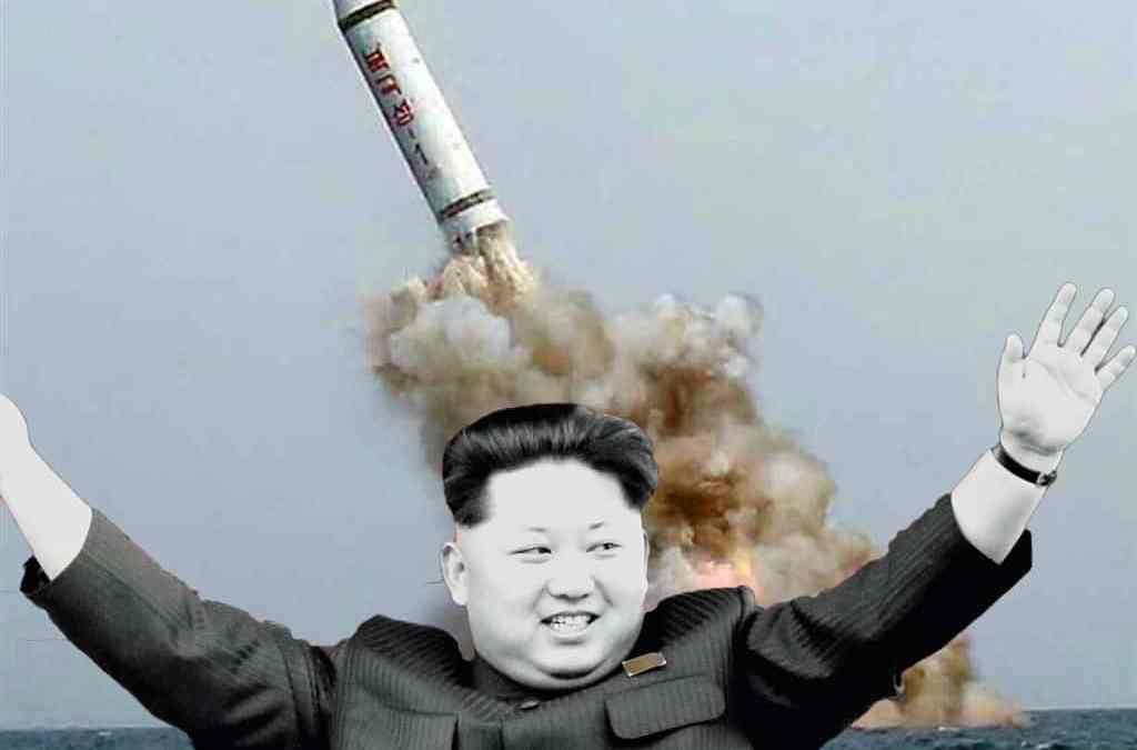 How North Korea Could Kill 90 Percent of Americans