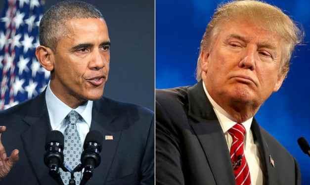 Vote Now: Did Obama Wiretap Trump?