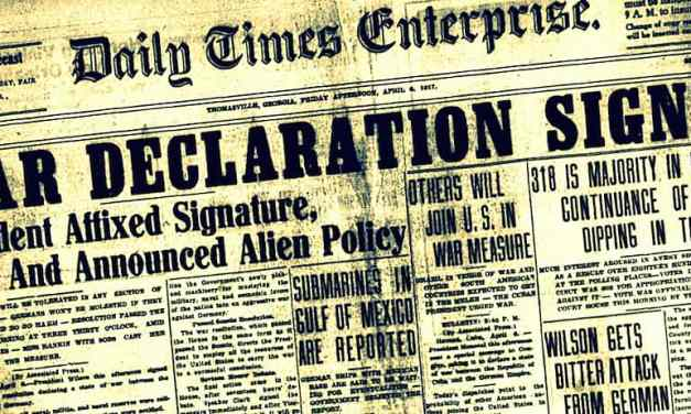 What Happened to the American Declaration of War?