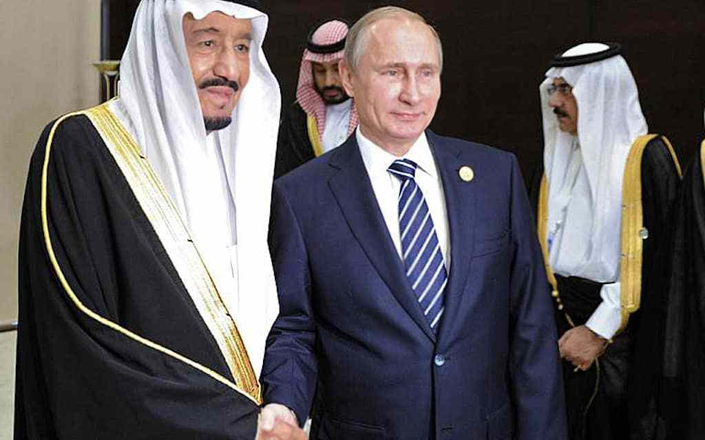 The Best-Laid Plans of Saudi Arabia and Russia