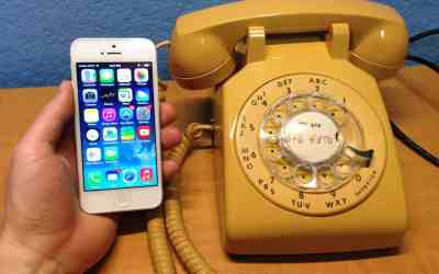 We Could Have Had Cell Phones 40 Years Earlier