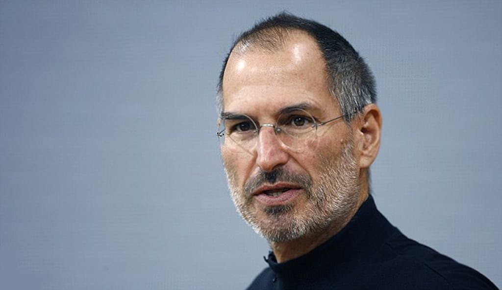 Steve Jobs Wanted to Break Up the Education Monopoly