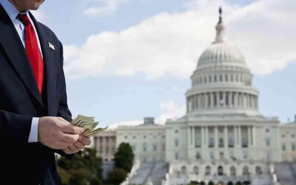 Drain the Swamp of Phony, Crony Capitalism