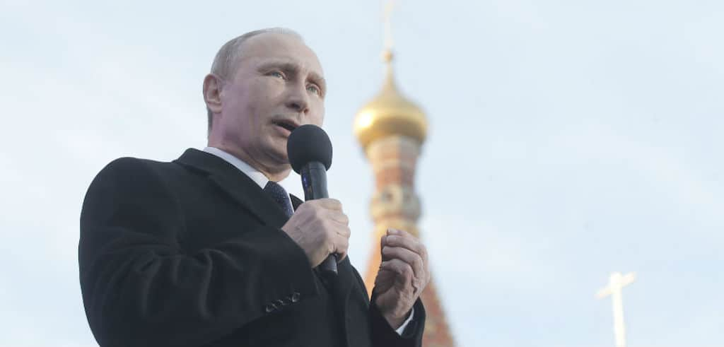 One Way Russia Can Retaliate Against US Sanctions