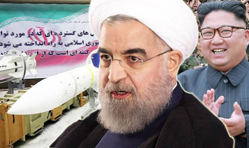 Iran and North Korea: Brothers in Nuclear Arms