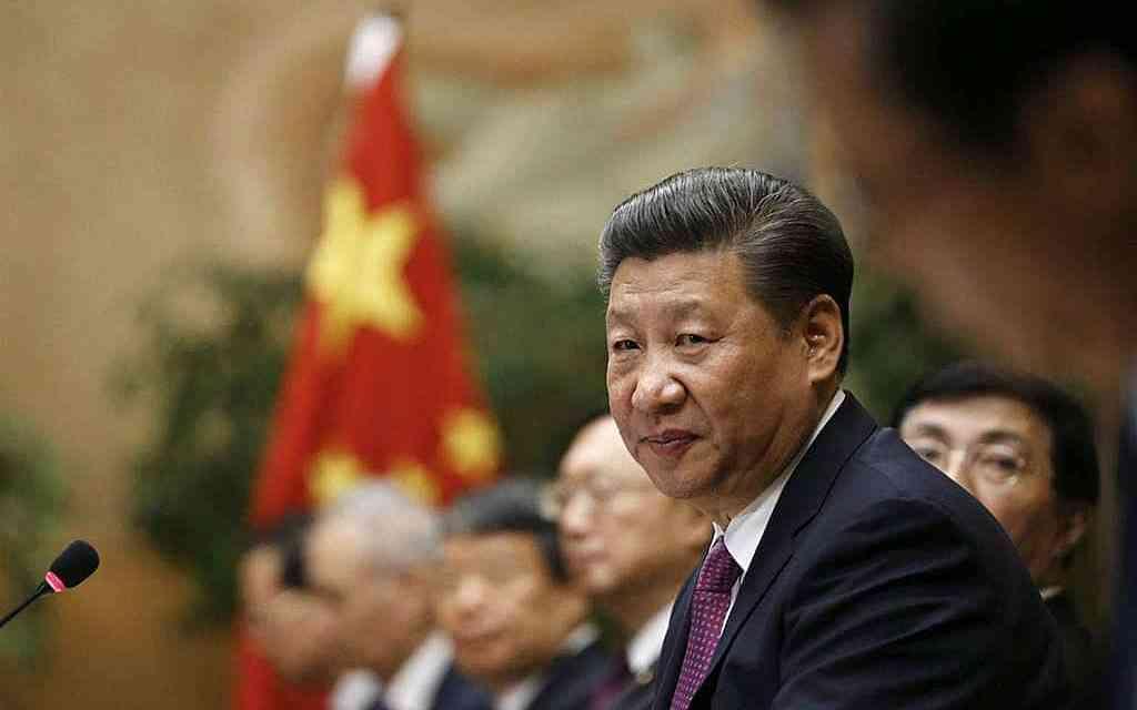 A New Era in China