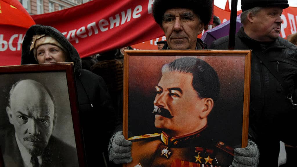 Intellectuals and Thugs: The Russian Revolution