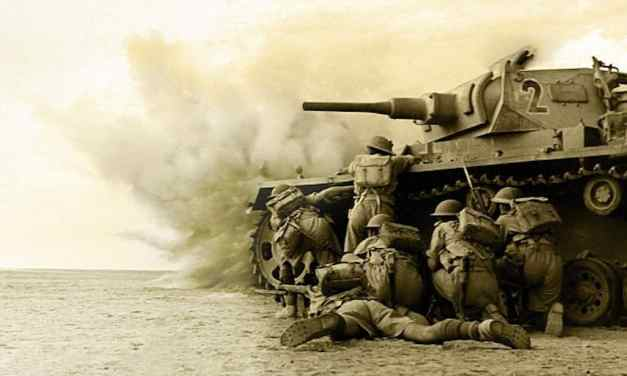 El Alamein: The British Empire's Last Hurrah