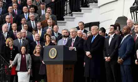 The Republican 2018 Surprise: Victory