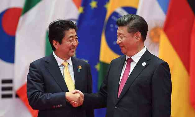 The Coming Conflict Between China and Japan