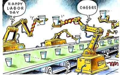 Why I'm Not Worried About Mass Unemployment Due to Automation