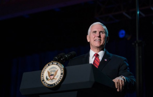 """Pence: Christian Communicators Needed """"More Than Ever"""""""