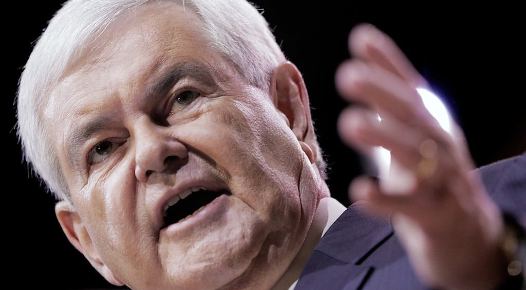 Newt Gingrich: Here's my strategy for keeping a House Republican majority in November