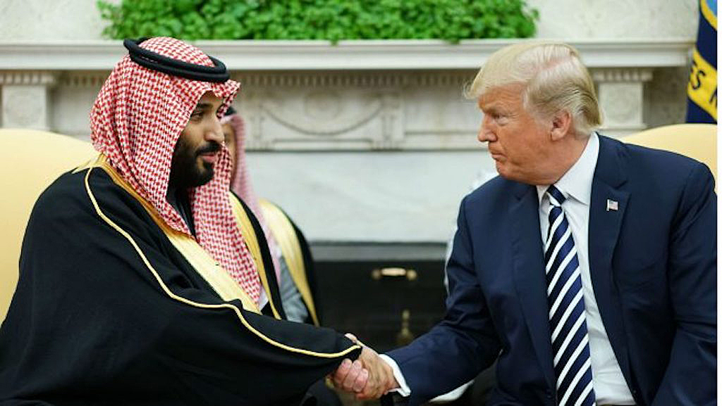 US-Saudi Relations and a Meeting in Washington