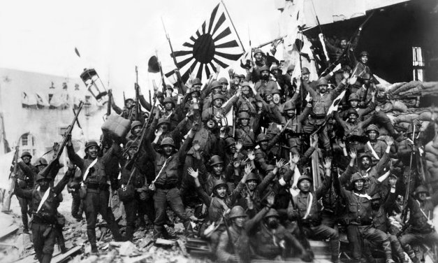Japanese Imperialism With Chinese Characteristics