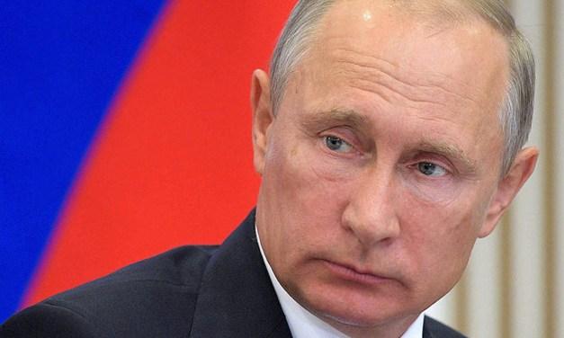 Putin is no Longer a Geopolitical Chessmaster