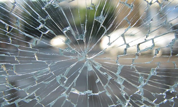Look What Happened When Trump Threw a Pebble at the Glass House