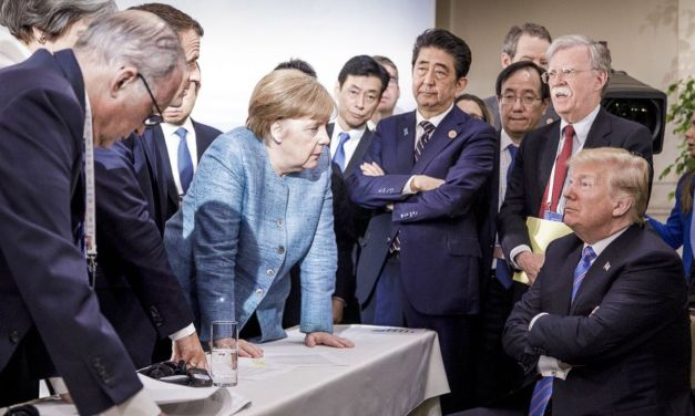 Trump's Foreign Policy in One Word: Reciprocity