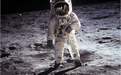 The Moon Landing and Our Lost Half-Century