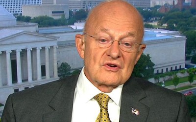 Clapper Admits Trump Has the Power to Revoke Mueller's Security Clearance