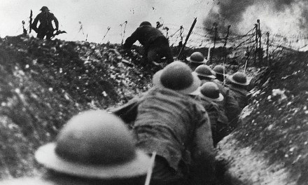 World War I and the Second Fall of Man