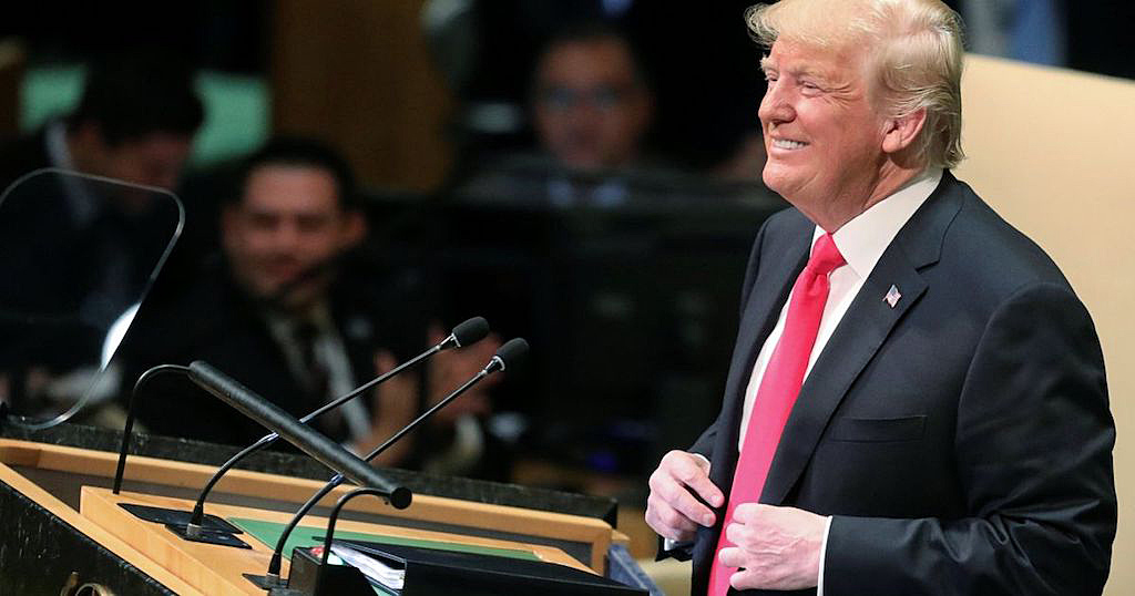 Trump's UN Address: America's Policy of Principled Realism