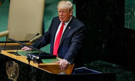 Trump's Triumph at the UN