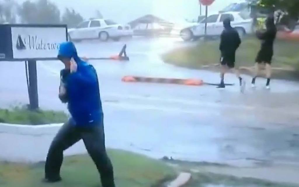 The Weather Channel Fakes It Again