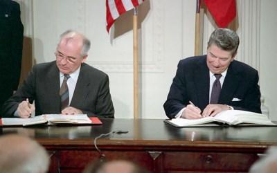 "Reagan's ""Zero Option"", and Trump's"