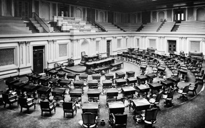 Fun Fact: Who Would Control the Senate If There Were No 17th Amendment