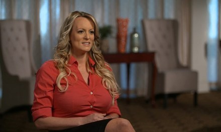 "The Stormy Daniels ""60 Minutes"" Interview"