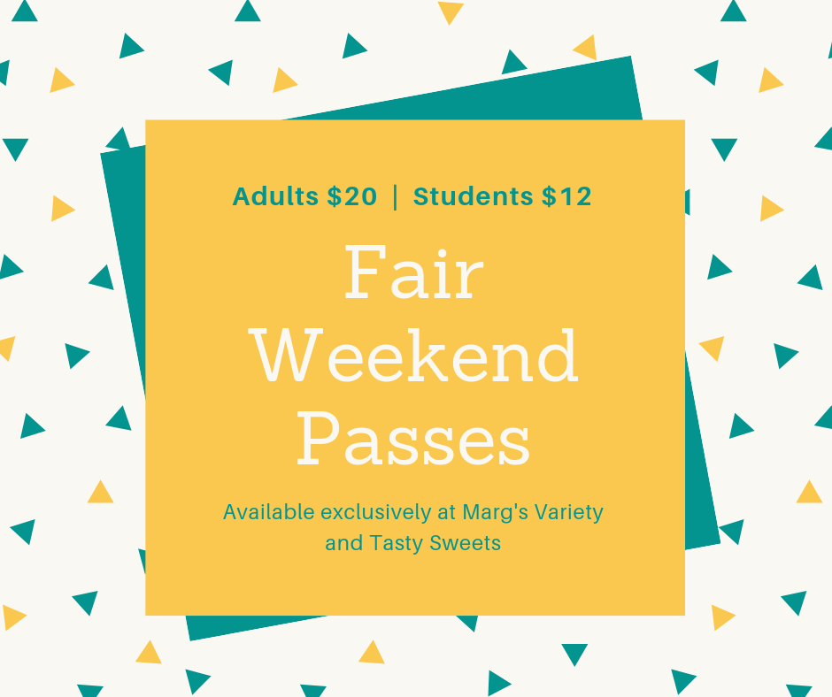 Fair Weekend Passes