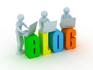 Blogging for sales