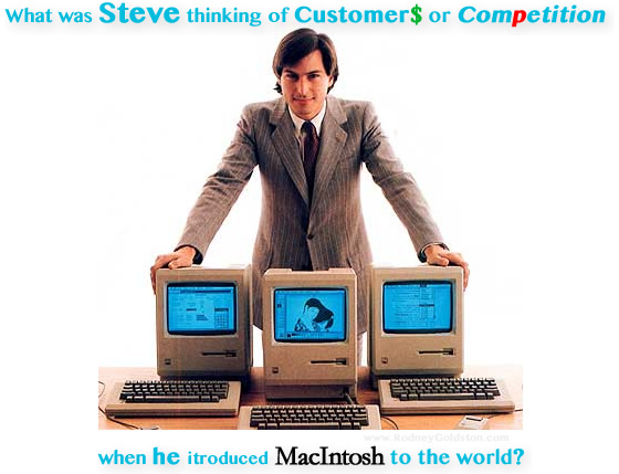 Do you care more about customers or the competition? A Response To David Meerman Scotts Post