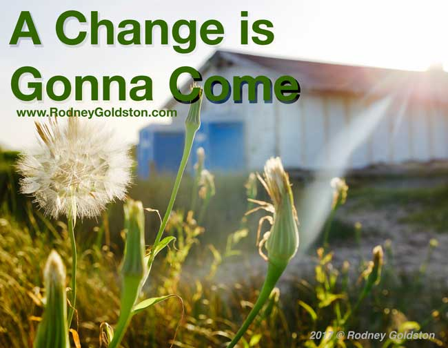 A Change Is Gonna Come