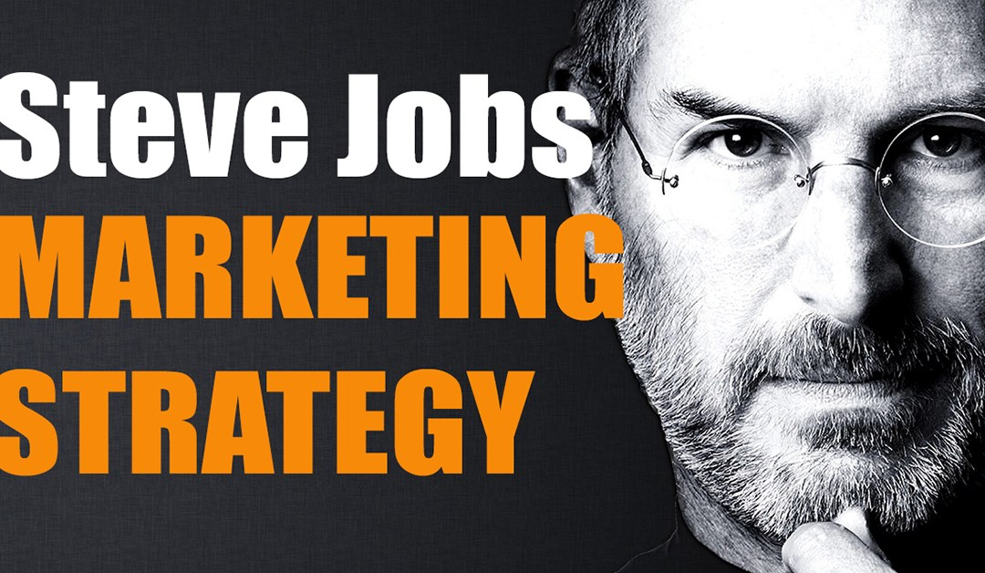Steve Jobs Speech on Marketing Strategy